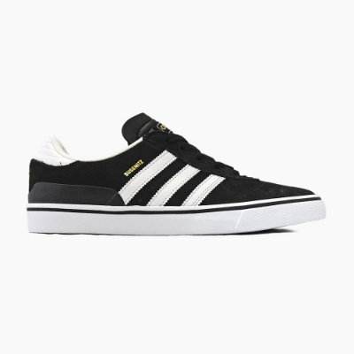 Tênis Adidas Busenitz Vulc Black/White