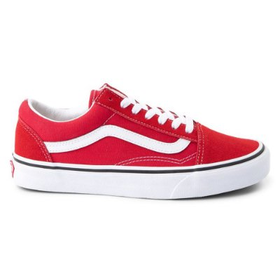 Tênis Vans Old Skool Racing Red True White