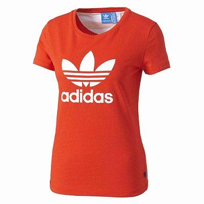 Camiseta Adidas Originals Trefoil Tee (Fem)