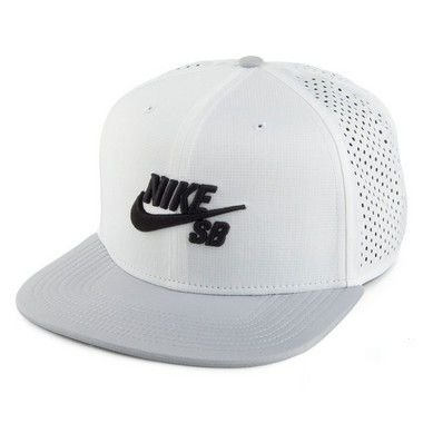Boné Nike SB Trucker White