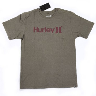 Camiseta Hurley Especial O&O Push Throught
