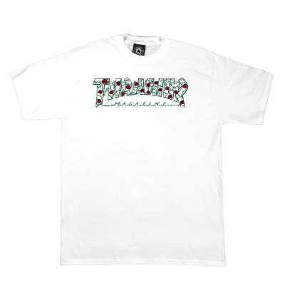 Camiseta Thrasher Roses
