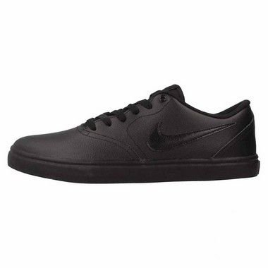 Tênis Nike SB Check Solar All Black