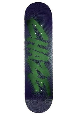 Shape Chaze Skateboard Paranoid
