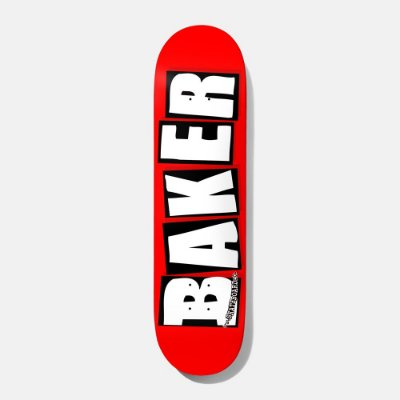 Shape Baker Logo Red