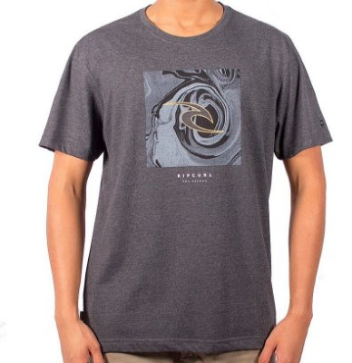 Camiseta Rip Curl Icon Box
