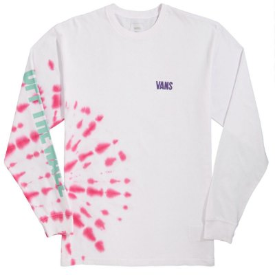 Camiseta Vans Eyes Open Tie Dye