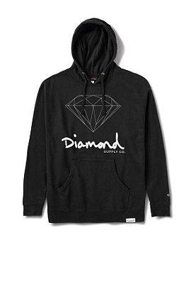 Moletom Diamond OG Sign Hoodie