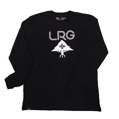 Camiseta LRG Manga Longa Stack