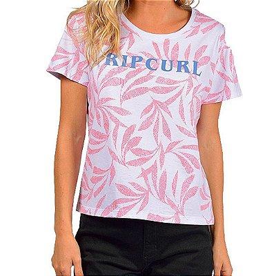 Camiseta Rip Curl Ooh La Leaf