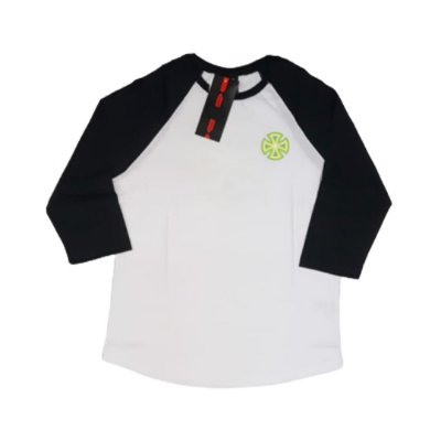 Camiseta Independent Raglan 3/4 Voltage