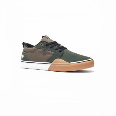 Tênis Lejon Footwear Titan (Verde)