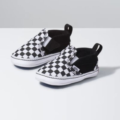 Tênis Vans Slip-On Checkerboard (Crib)