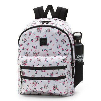 Mochila Vans Schoolin IT Beauty Floral