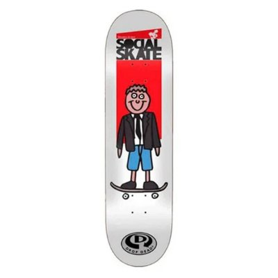 Shape Drop Dead Collab Social Skate