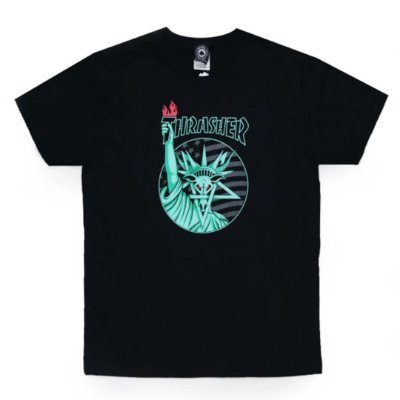 Camiseta Thrasher Liberty Goat