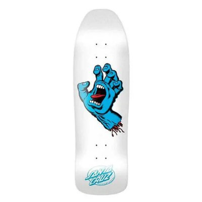 Shape Santa Cruz Screaming Hand Old School