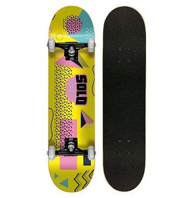 Skate Montado SOLO