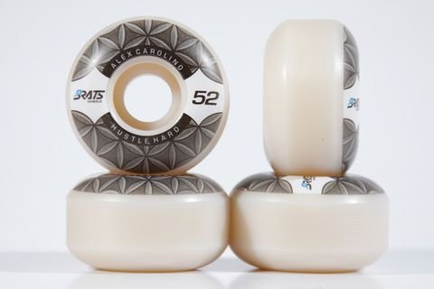 Roda Brats Wheels Pro Model Alex Carolino 52mm