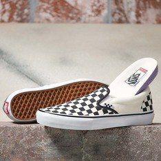 Tênis Vans Skate Slip-On Checkerboard