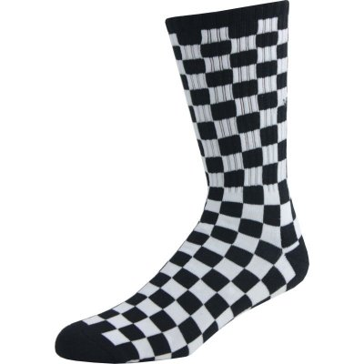 Meia Vans Checkerboard Crew