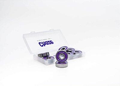 Rolamento Chaze Skateboards Purple Haze