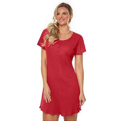 Camisola Comfort Vibes Vermelho