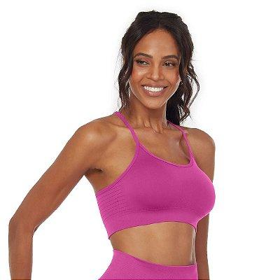 Top Fitness Move On Sem Costura