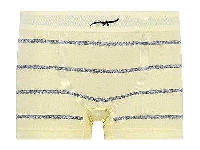Cueca Boxer Infantil Stripes Sem Costura