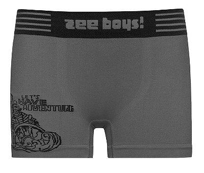 Cueca Infantil Boxer Zee Rucci