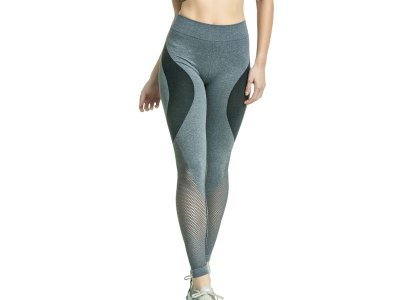 Legging Fitness Breath Cinza