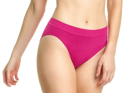 Calcinha Comfort Sem Costura Pink