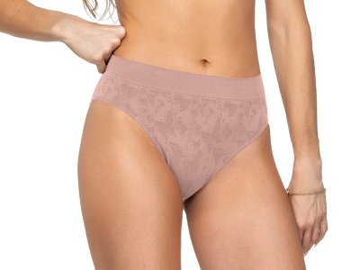 Calcinha Comfort Fashion Butterfly Blush