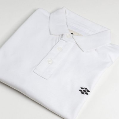 Camisa Polo Zebra Masculina Branco Serie RC00102-0005-001-00