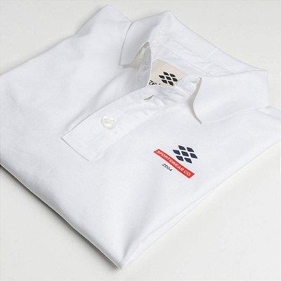 Camisa Polo Zebra Masculina Branco Serie RC00102-0005-004-00