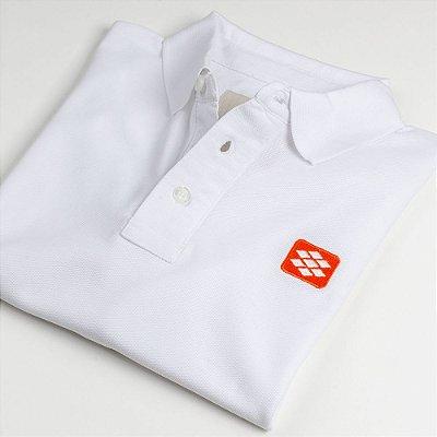 Camisa Polo Zebra Masculina Branco Serie RC00102-0005-009-00