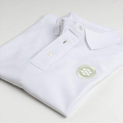 Camisa Polo Zebra Masculina Branco Serie RC00102-0005-012-00