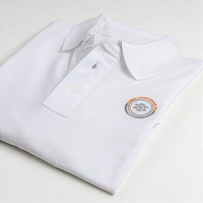 Camisa Polo Zebra Masculina Branco Serie RC00102-0005-013-00