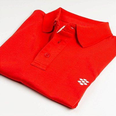 Camisa Polo Zebra Masculina Vermelho Serie RC00102-0005-001-60