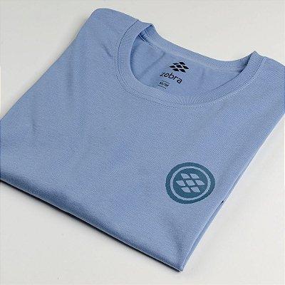 Camiseta Zebra Masculina Azul Serie RC00101-0005-003-30