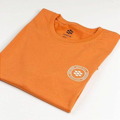 Camiseta Zebra Masculina Laranja Serie RC00101-0005-003-70