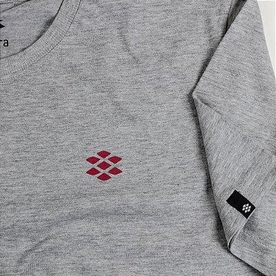 Camiseta Zebra Masculina Mescla Serie RC00101-0005-019-20