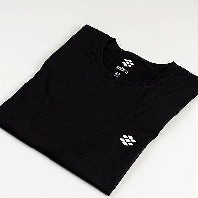 Camiseta Zebra Masculina Preto Serie RC00101-0005-001-10
