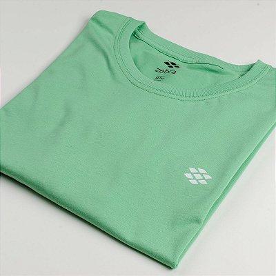 Camiseta Zebra Masculina Verde Serie RC00101-0005-001-90