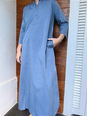 Kaftan Classic Blue