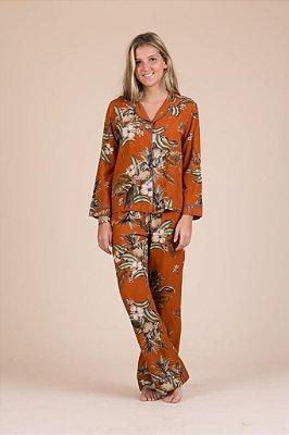 Pijama ferrugem