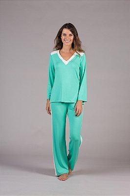 Pijama Malha Verão