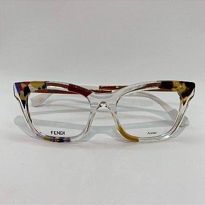 Óculos de grau Fendi 0158