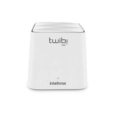 Roteador Mesh Twibi Fast Branco 4750070 - Intelbras