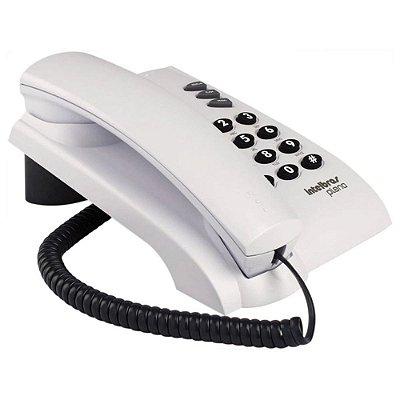 Telefone Pleno Cinza Artico com Chave com Fio 4080058 Intelbras